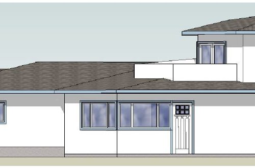 Shell Beach Home Elevation